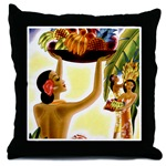 Hawaiian pillows