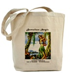 Hawaiiana tote bag