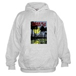 surfing hooded sweater