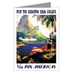 panam poster greeting cards