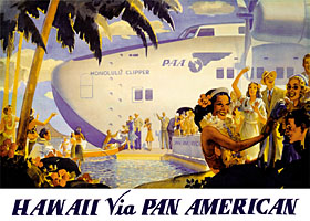 Image result for pan american honolulu 1936