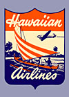 old Hawaiian Airlines logo