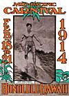 Duke Kahanamoku poster