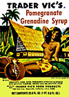 old Hawaiian syrup label