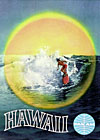 Pan Am Hawaii poster