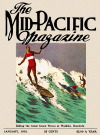 retro Hawaiian magazine