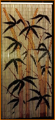bamboo bead curtains